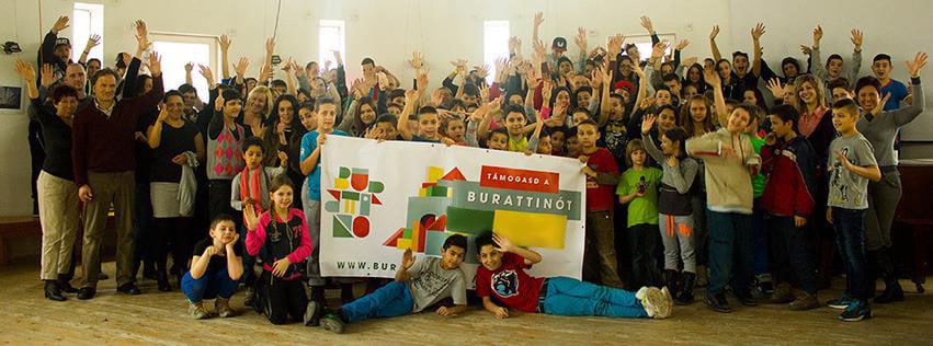 Harangvölgyi Institute x IAmFülöp: Adománygyűjtés a Burattino Iskola és Gyermekotthon részére Budavári Fülöppel