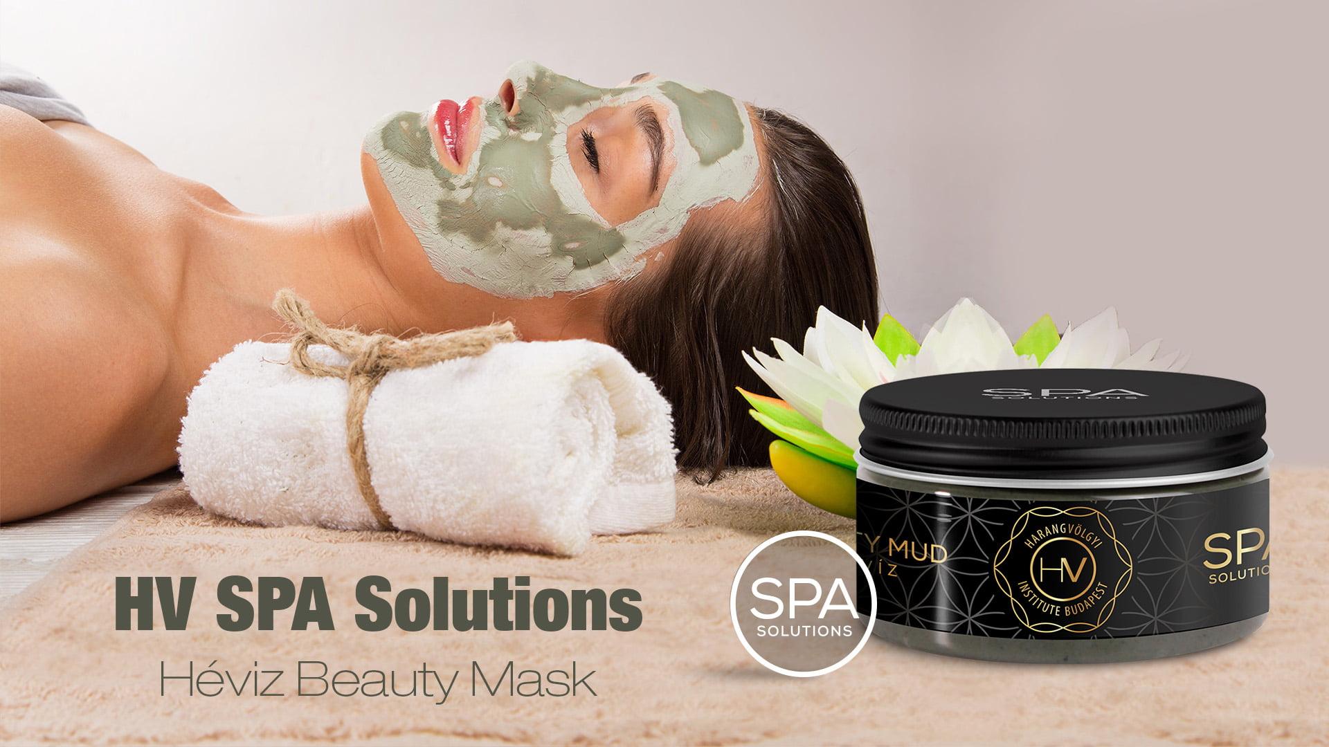 HV SPA Solutions Héviz Beauty Mask