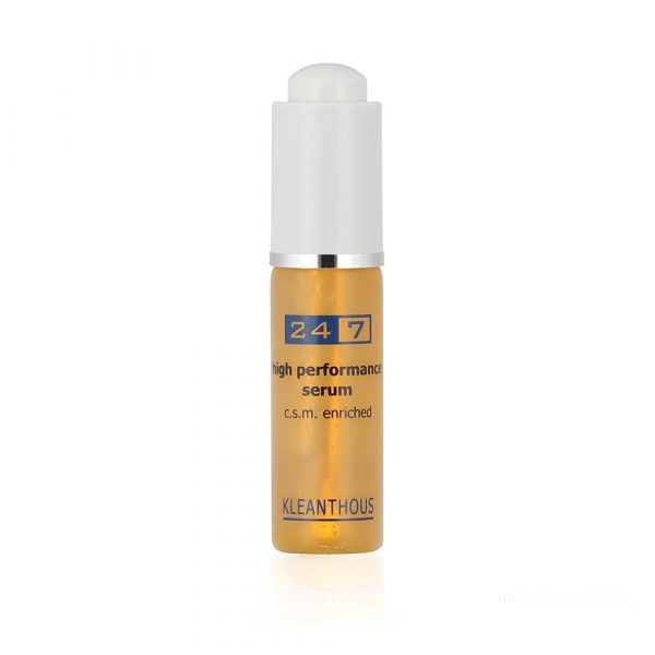 KLEANTHOUS 24/7 high performance serum - c.s.m. enriched 20 ml